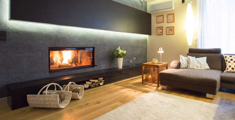 Wood fireplace repair installation service seattle wa for New construction fireplace